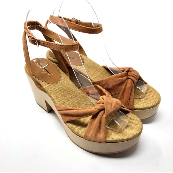 01968e28799 Anthropologie Shoes - NEW Anthropologie Miss Albright Petra Clog Sandal